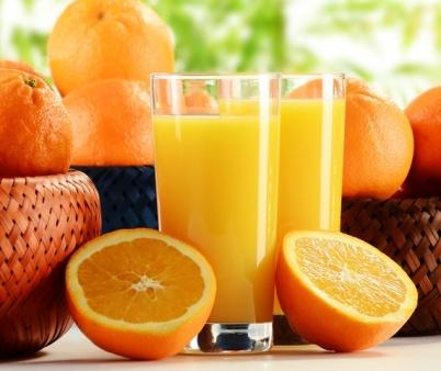 Лечение апельсиновым соком