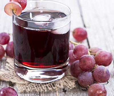 Лечение виноградным соком